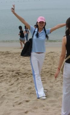 美丽的大鹏湾 可爱的孩子们 - 戴菲菲 - 菲比寻常—戴菲菲