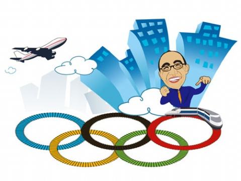 房地产行业是北京08年奥运会受益最大的行业 - 潘石屹 - 潘石屹的博客