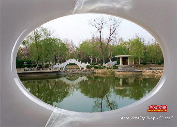 城市公园一偶(PIC Original)  - 千淘万漉 - 千淘万漉