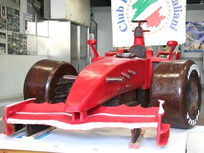 巧克力F1赛车 - zhangdaxian199 - 大仙的小屋