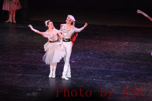 俄罗斯普希金芭蕾舞团的《天鹅湖》 - 懒蛇阿沙 - 懒蛇阿沙的博客