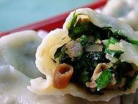 纯手工搅打出的半流质鱼肉馅,鲅鱼水饺(6款海鲜水饺 - 可可西里 - 可可西里