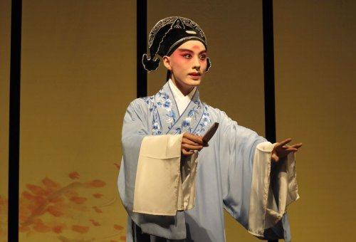 南京版《牡丹亭》首演印象 - 米兰Lady - 兰笺