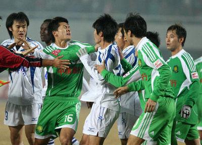 中国之体育:中超联赛京津爆发球员群殴大战 - mdshnx - 梦多心法