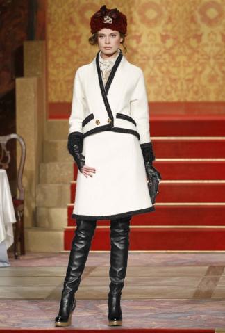 Chanel 高级定制 沙皇帝王风潮 - 暖暖 - 最好的时光