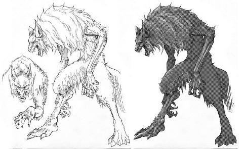 《犬戎》的设定集 - 张磊 - 20世纪少年的B级片精神