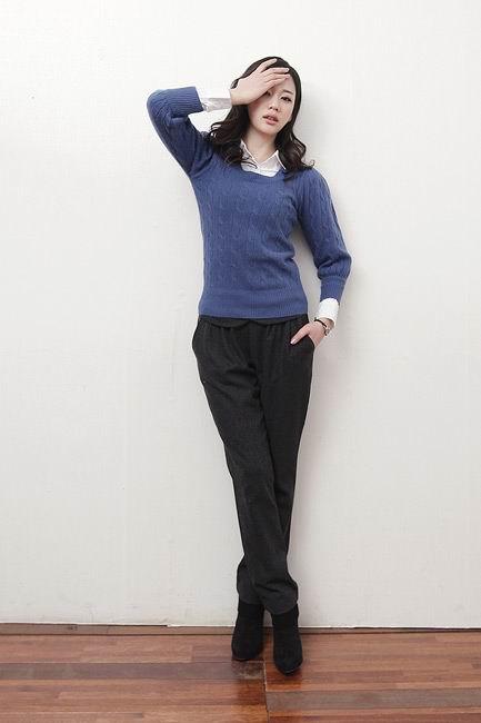 OL气质搭配 穿出职场女性的气质明媚 - 37铺 - 2010穿衣打扮-服装搭配