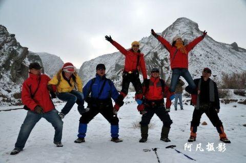 五彩耀冰雪 畅游努尔加 - 阿凡提 - 阿凡提的新疆生活
