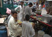 巴基斯坦盒饭与中国有啥不同?
