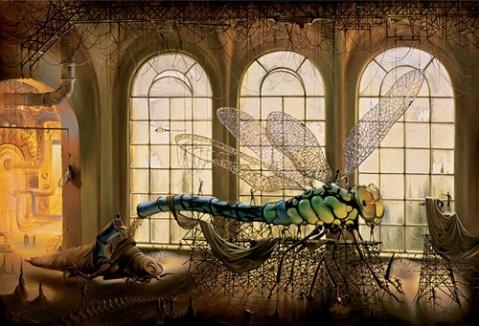 引用 美轮美奂的喷绘艺术{组图} - dengge的日志 - 网易博客 - 萃文精选 - 萃文精选 博客文摘