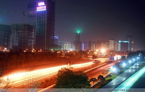 【原创】这是维多利亚港还是外滩?(2008年10月9日) - 吴山狗崽(huangzz) - 吴山狗崽 欢迎你