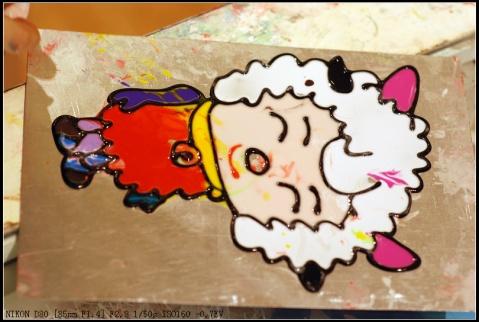 喜羊羊(贝贝第一个作品) - 贝贝的爸妈 - 贝贝的爸妈