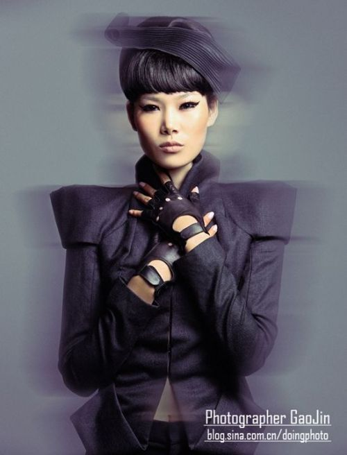 《时装》周年大片 - 杨芳 - 杨芳的博客