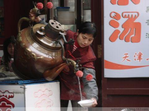 逛古文化街——练习摄影 - 莫墨 - 莫墨的博客