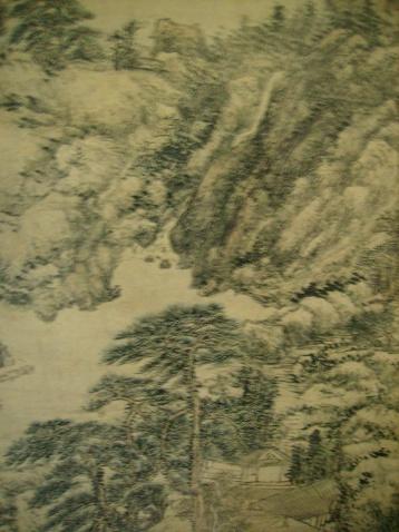 罗昌老师中国山水画技法讲座第八讲 - luochang1688(罗昌之或昌之) - 罗昌书画 时代画廊 的博客