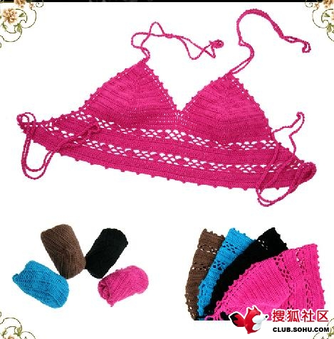转载:漂亮的DIY胸罩 - 魅惑 - zhangyang-0511的博客