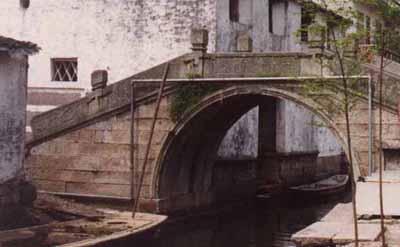绍兴古桥.越城区灵芝镇古桥遗存仅3座(转) - 河山 - 河 山 de boke