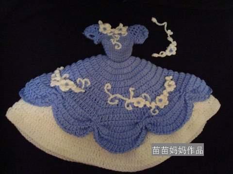 芭比娃娃漂亮钩衣 - 停留 - 停留编织博客