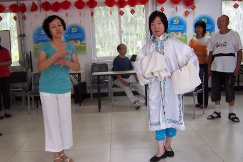《大登殿》最后一排 - 和合为美 韵味永昌 - 和韵京剧社 的博客