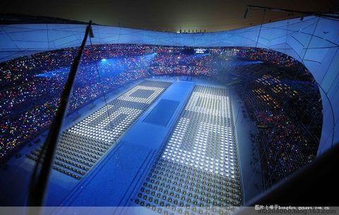 【七律】 观奥运开幕式有感(原创) - 泰缘居士 - 泰  缘  居