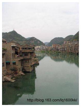 镇远行(1)之山城民居 - lq -