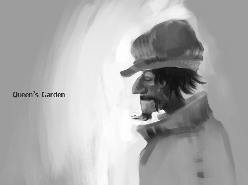 Queens Garden皇后花园蓄势待发!!!~~ - K - García Márquez的小醜花園