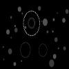 各种光的透明动画效果