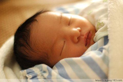 宝宝的成长日记(多图) - 雷雨 - 雷雨的博客