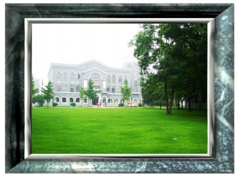 如诗如画的北京潞河中学(原创) - 于市隐 - 禅茶一味