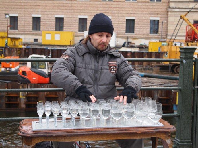 柏林72小时 (2) - 和研礼仪文化 - 卢浩研--美食美酒无国界