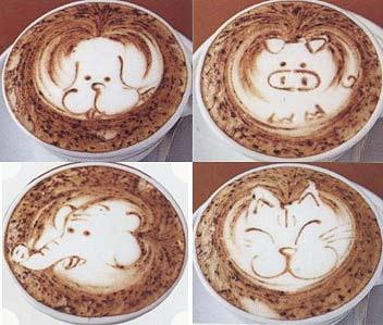 咖啡的意境 - ジ梦☆雨ジ - MengYu休闲屋
