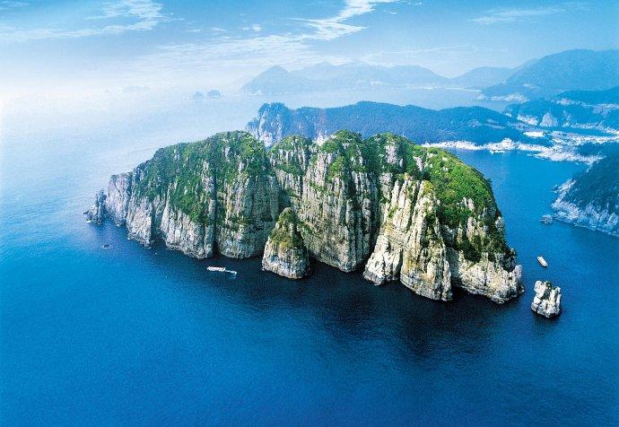 世界上最美丽的无人岛 - 海金江 - 艾彼斯 - 无穷花开
