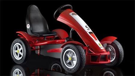 卡丁车版Ferrari FXX - zhangdaxian199 - 大仙的小屋