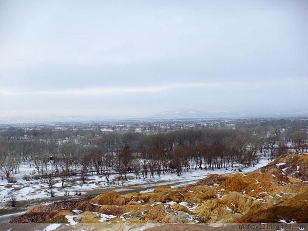 美丽新疆--布尔津五彩滩 - 黑玫瑰兰妮 - 黑玫瑰兰妮的博客