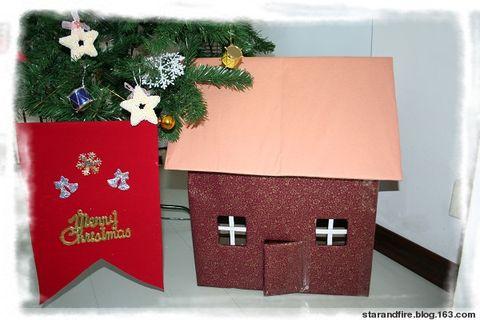 迎接圣诞节 - 家有帅哥 - 糖糖游乐园