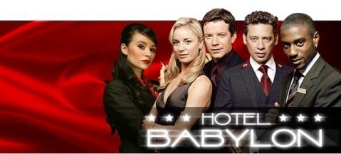 Hotel Babylon Season 3 - 小兔灰灰 - 小兔灰灰的小窝
