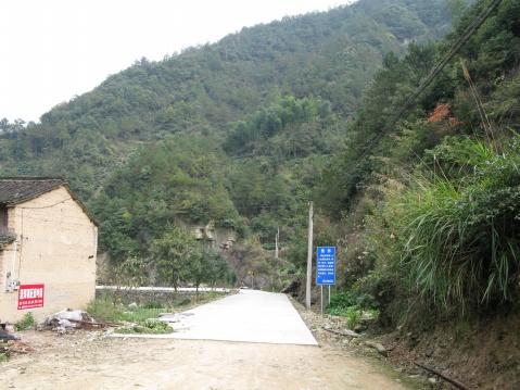 乌雪岩瀑布(新昌的瀑布之十五) - 江村一老头 - 江村一老头的茅草屋