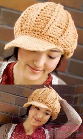 多款漂亮实用的帽子(有图解) - 苹果园 - 苹果园的博客