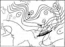 天气学原理  大型降水天气过程 - 如是 - 如是博客