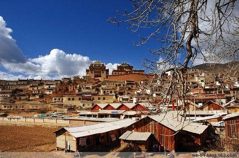 走在西藏的边缘 - 江河海 - 江河海的博客