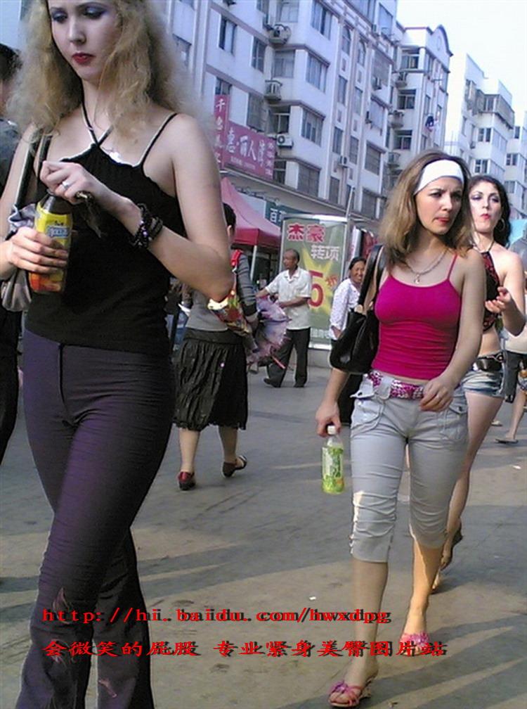 大街上的老外 - 生命如歌 - 唐俊博客——生命如歌