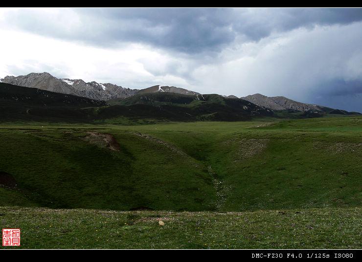 【引用】【原创摄影】美丽巴塘--原野风雨(10p) - 心灵 - 心灵的自留地