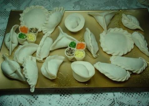 冬至吃饺子的由来 (原创) - 幽兰 - 冰清玉洁