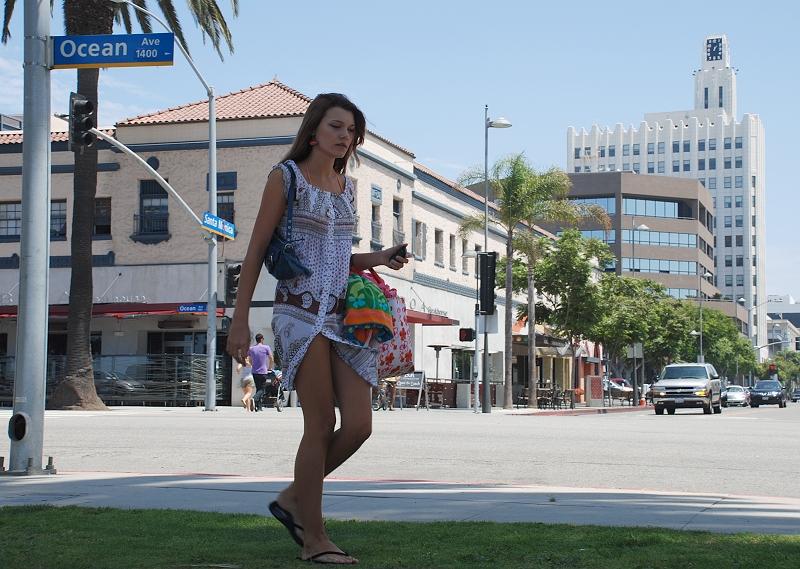 加州阳光(二十一)___圣塔莫妮卡 - 西樱 - 走马观景