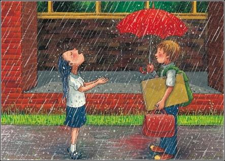 几米漫画星空 - 梅子黄时雨 - 梅子黄时雨