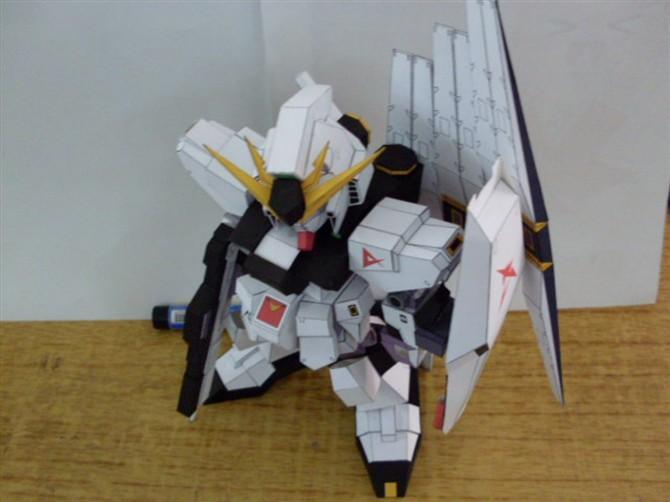 v GundamSilvine Cat - 子誉 - 子誉的模型周记