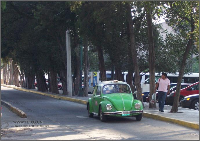 081128 墨西哥掠影(12)街头百态 - 天外飞熊 - 天外飞熊