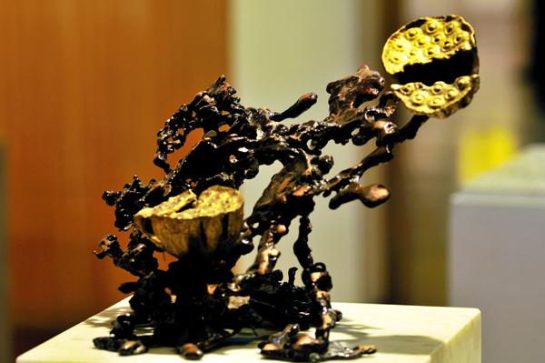 [原创]吴山庙会之六-铜铸精品 - 雪山老人 - 雪山老人的博客