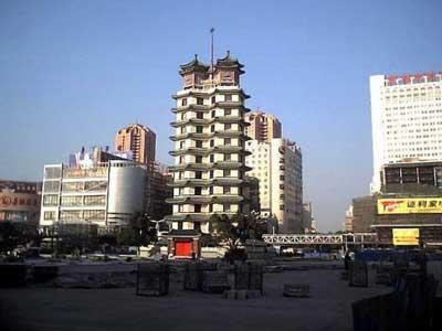 组图:34个省市的标志性建筑