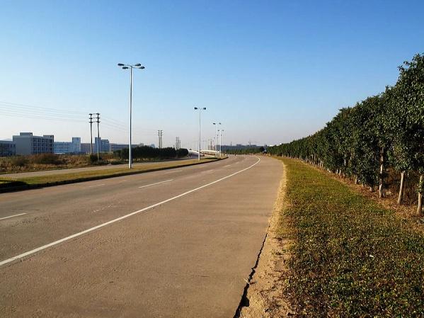 周末暴走:33公里环岛徒步(组图) - 恋石斋 - 恋石斋